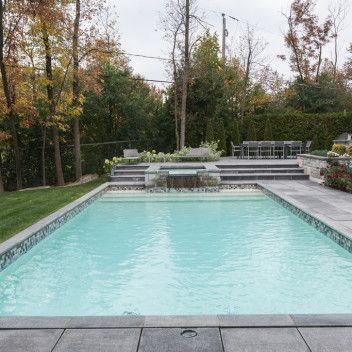 piscine béton